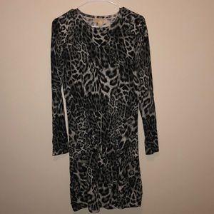 MICHAEL Michael Kors Sweater Dress - Holiday
